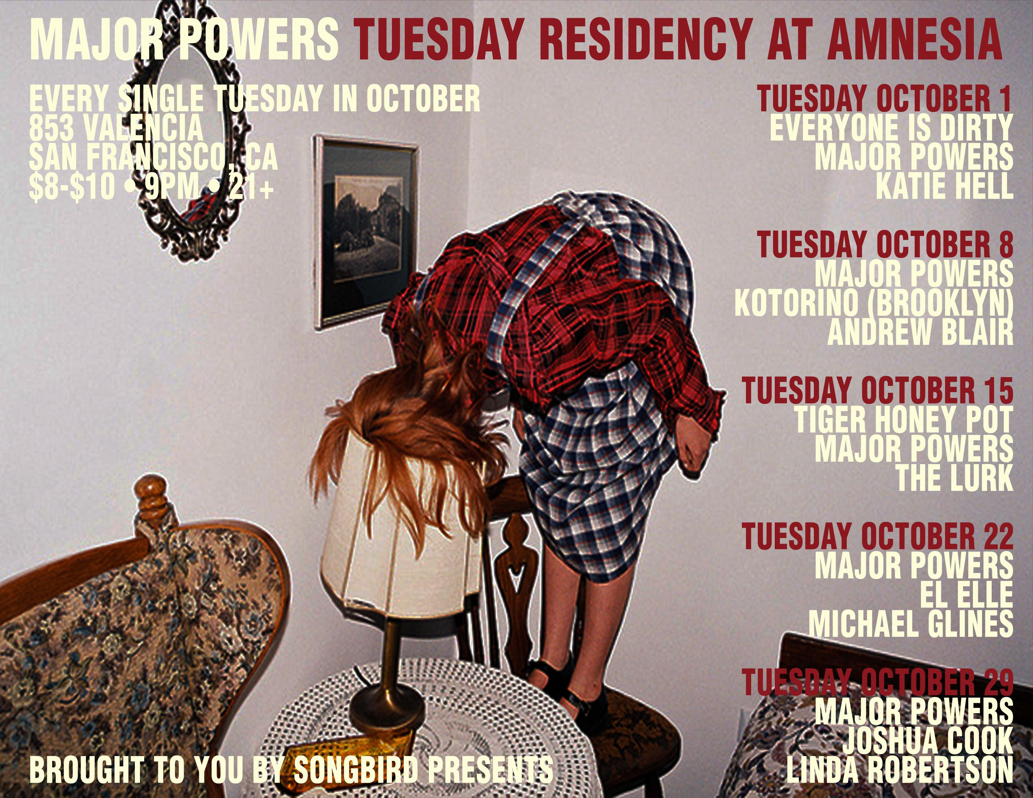 amnesia-10-13 Residency
